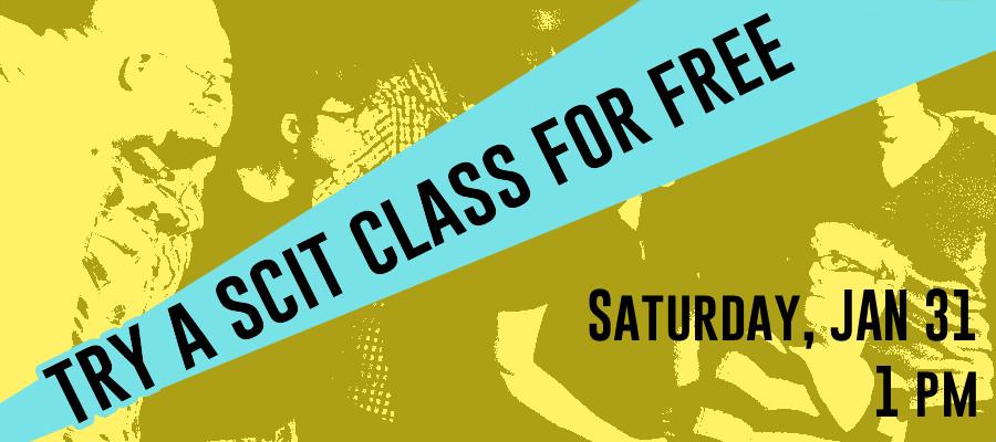 JAN FREE SAMPLE CLASS